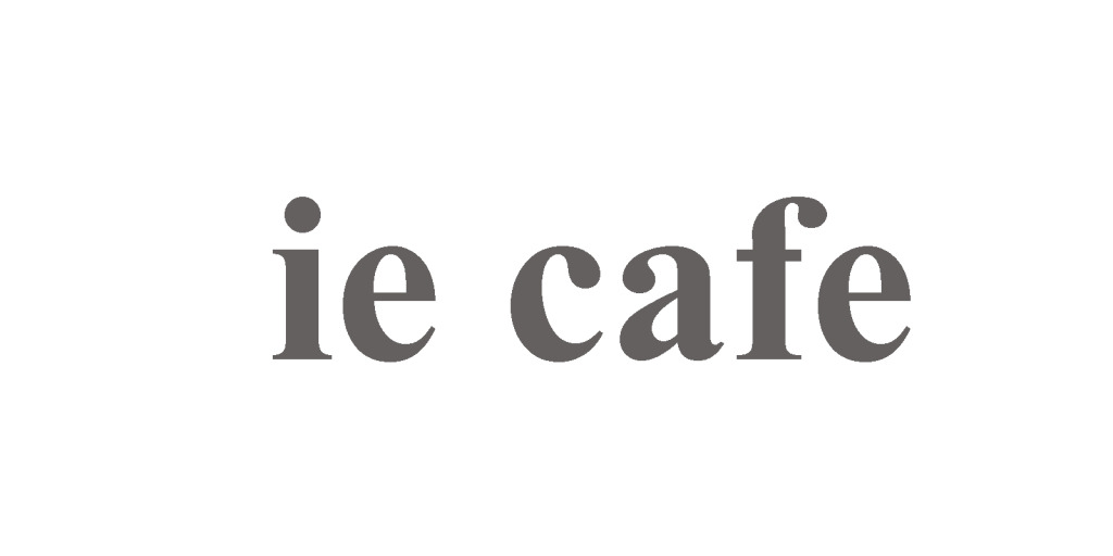 ie-cafeロゴ
