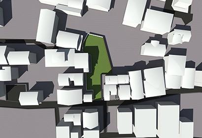 敷地の特性を調査分析する