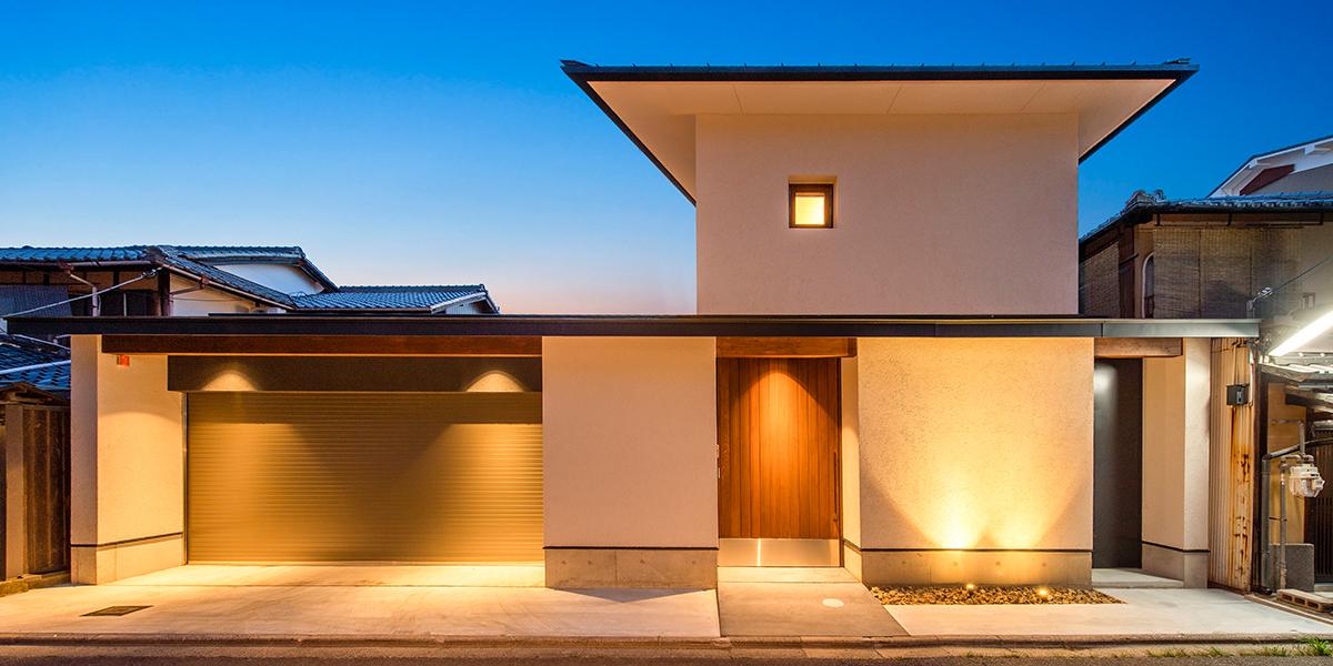 京都で家を建てる